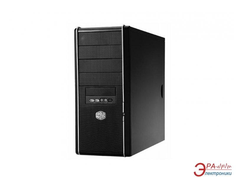 Корпус CoolerMaster Elite 334U Black/Silver (RC-334U-KKA500) БП GX Lite 500W