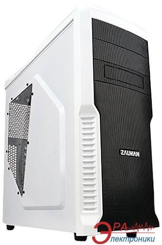 Корпус Zalman Z3 PLUS White Без БП