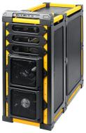 Корпус Antec LANBOY AIR Black/yellow Без БП