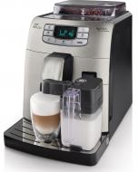 Кофемашина Philips-Saeco Intelia One Touch Cappuccino Metal (HD8753/89)