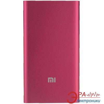 Внешний аккумулятор (PowerBank) Xiaomi Mi Power bank 5000 mAh Red (6954176896322)