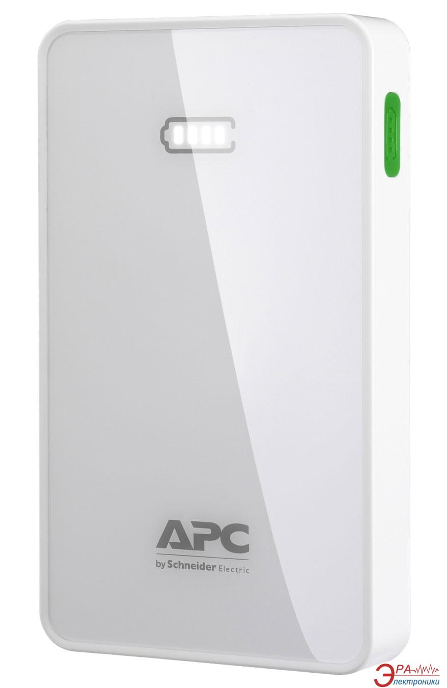 Внешний аккумулятор (PowerBank) APC 5000mAh White (M5WH-EC)