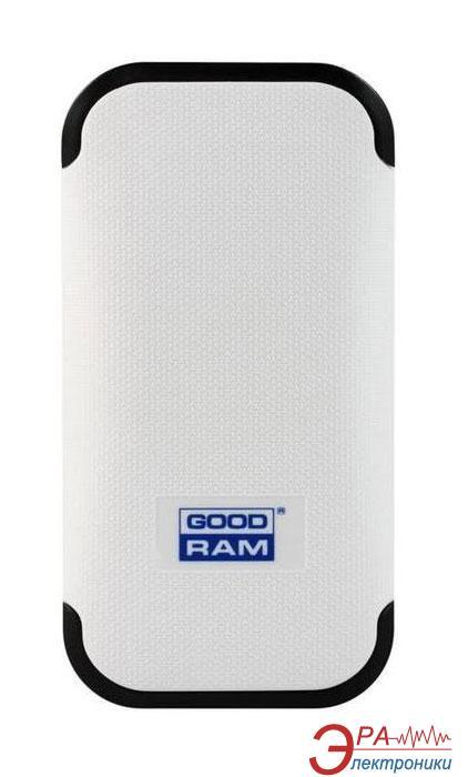 Внешний аккумулятор (PowerBank) Goodram Power Bank 4400 mAh (DC 5V 1A) White (PB44GR1WR1)