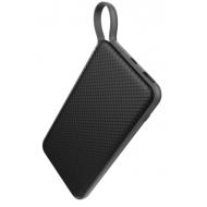 Внешний аккумулятор (PowerBank) Ergo 10000 mAh Li-pol Black (LP-129)