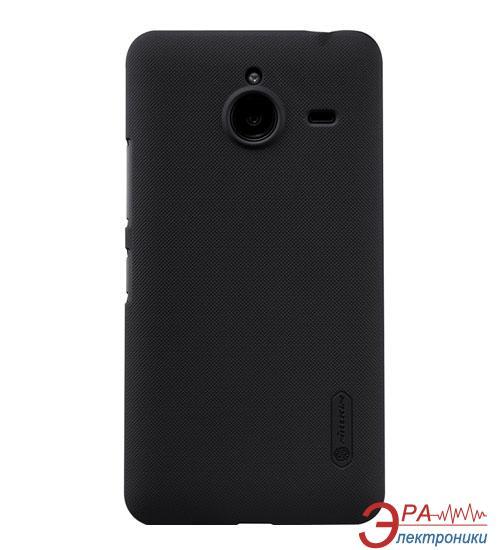 Чехол Nillkin Microsoft Lumia 640 XL - Super Frosted Shield Black