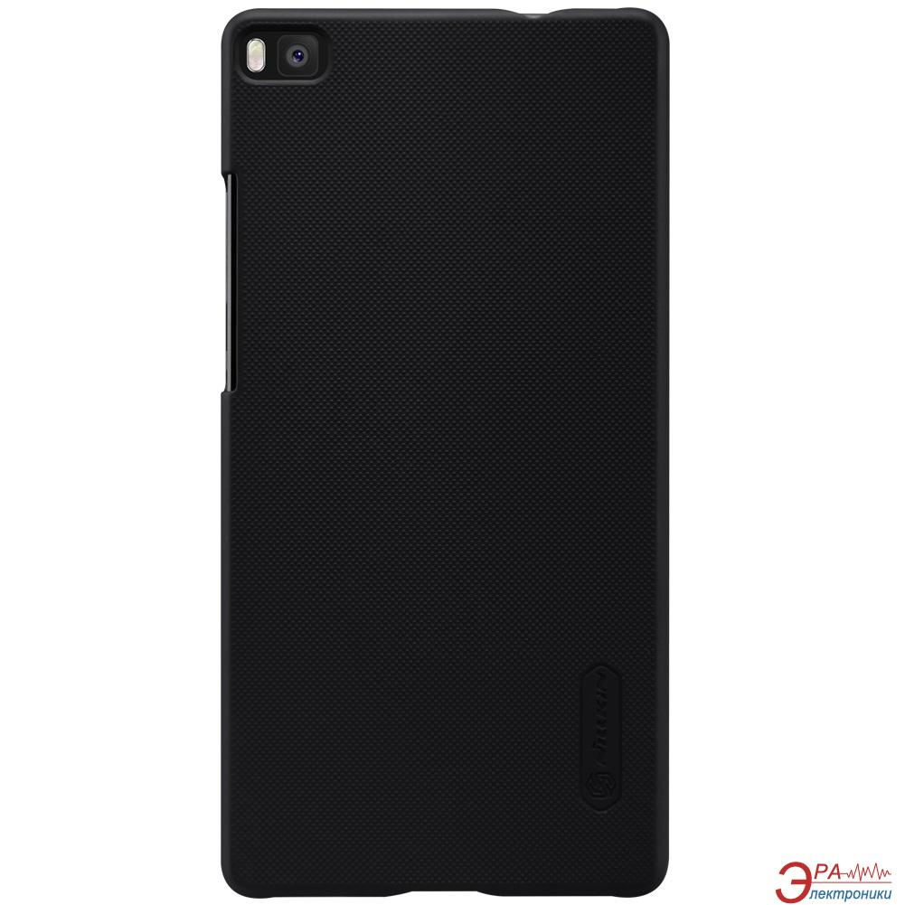 Чехол Nillkin Huawei P8 - Super Frosted Shield Black