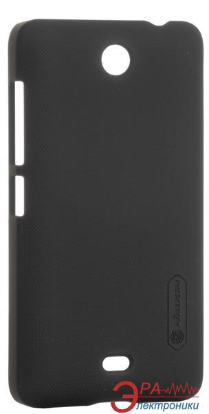 Чехол Nillkin Microsoft Lumia 430 - Super Frosted Shield Black