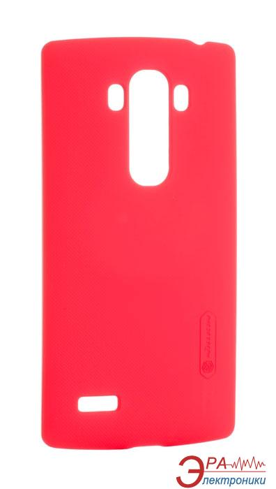 Чехол Nillkin LG G4 S/H734 - Super Frosted Shield Red