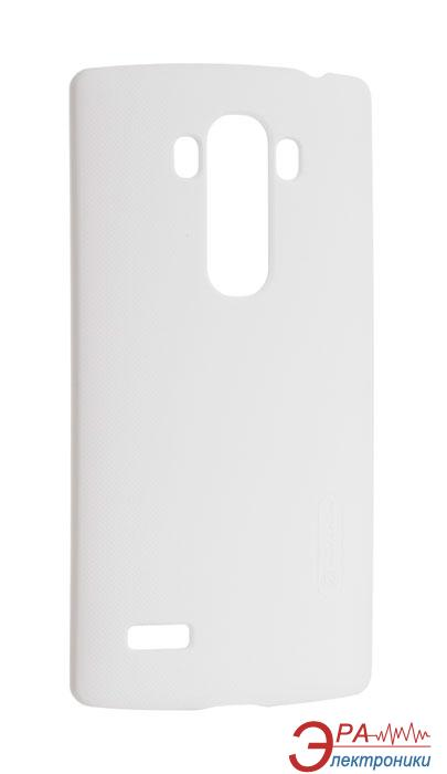 Чехол Nillkin LG G4 S/H734 - Super Frosted Shield White
