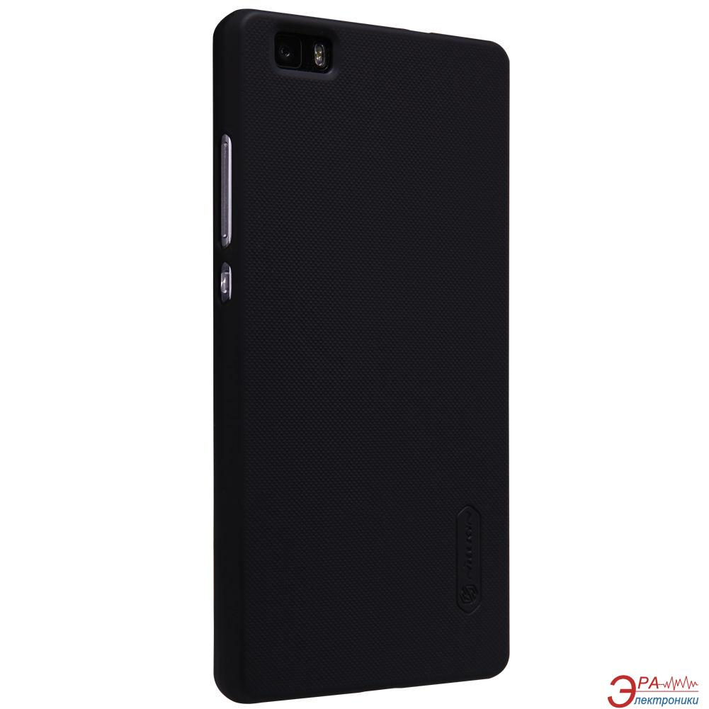 Чехол Nillkin Huawei P8 Lite - Super Frosted Shield Black