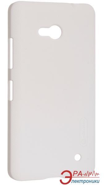 Чехол Nillkin Microsoft Lumia 640 - Super Frosted Shield White