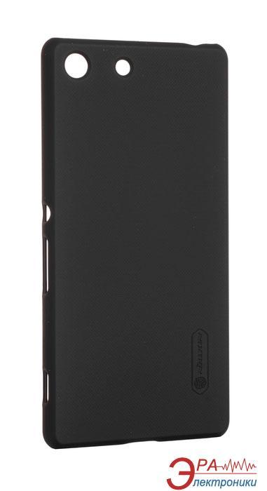 Чехол Nillkin Sony Xperia M5 - Super Frosted Shield Black