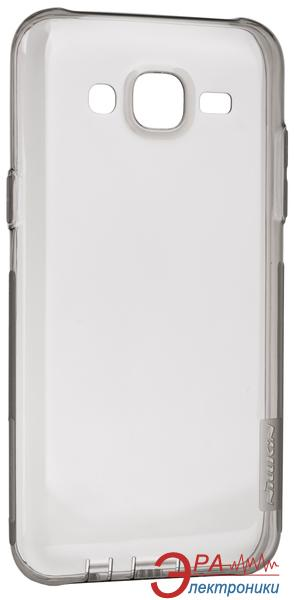 Чехол Nillkin Samsung J5/J500 - Nature TPU Grey