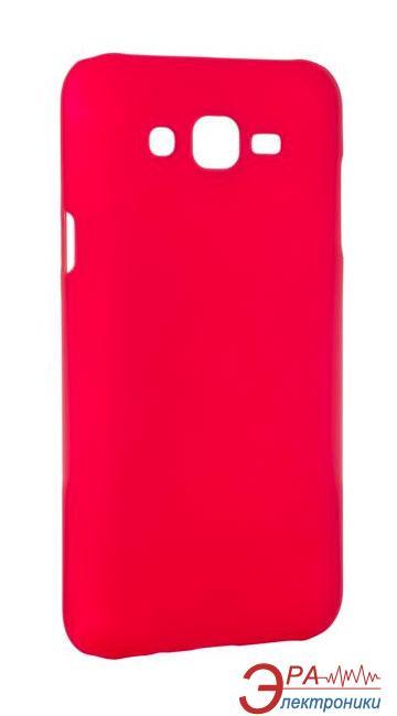 Чехол Nillkin Samsung J7/J700 - Super Frosted Shield Red