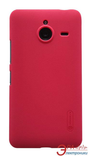 Чехол Nillkin Microsoft Lumia 640 XL - Super Frosted Shield Red