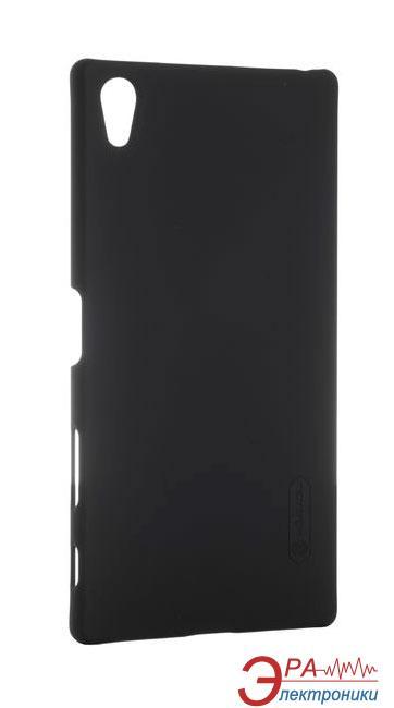 Чехол Nillkin Sony Xperia Z5 Premium - Super Frosted Shield Black