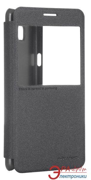 Чехол Nillkin Samsung A7/A710 - Spark series Black
