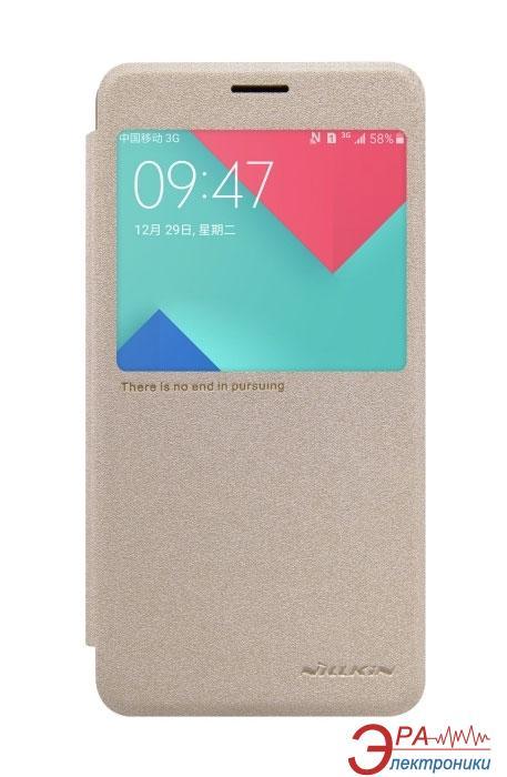 Чехол Nillkin Samsung A5/A510 - Spark series Gold
