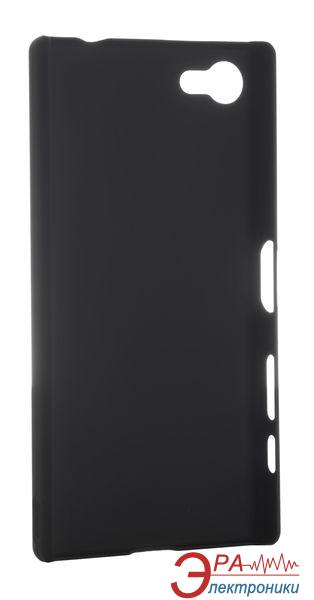 Чехол Nillkin Sony Xperia Z5 Compact - Super Frosted Shield Black