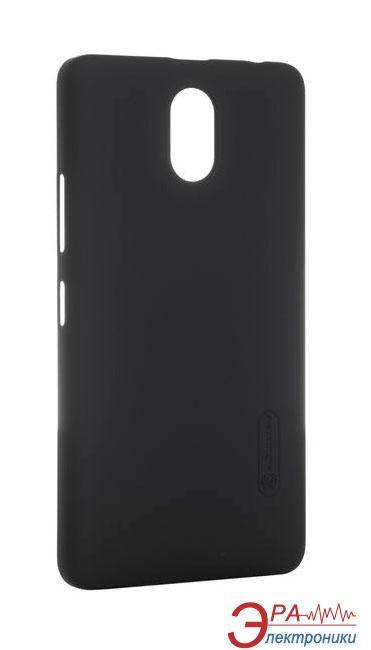 Чехол Nillkin Lenovo Vibe P1m - Super Frosted Shield Black