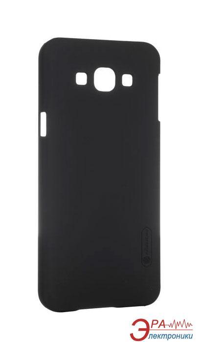 Чехол Nillkin Samsung A8/A800 - Super Frosted Shield Black