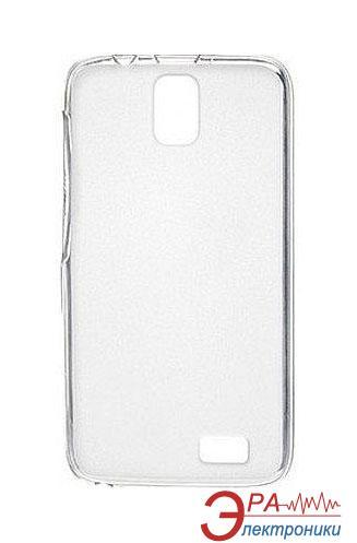 Чехол Melkco Lenovo A328 Poly Jacket TPU Transparent (LNA328TULT2TSMT)