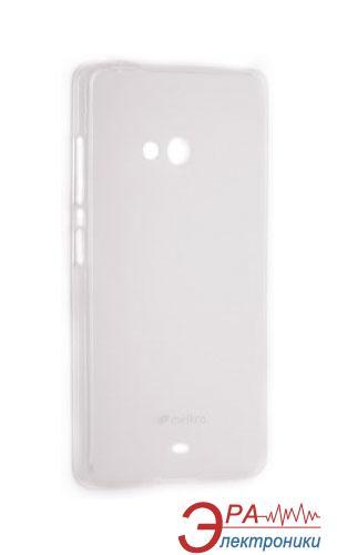 Чехол Melkco Microsoft Lumia 540 Poly Jacket TPU Transparent (NKL540TULT2TSMT)