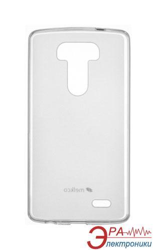 Чехол Melkco LG G4 S Poly Jacket TPU Transparent (LGOG4STULT2TSMT)