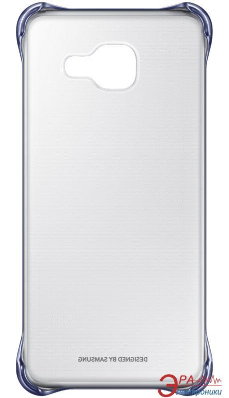 Чехол Samsung A310 - Clear Cover Black (EF-QA310CBEGRU)