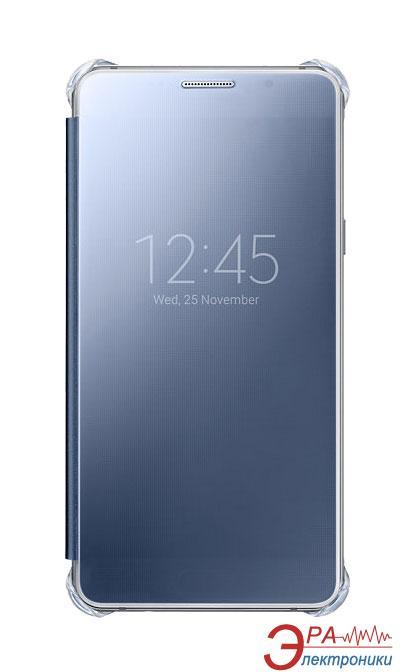 Чехол Samsung A710 - Clear View Cover Black (EF-ZA710CBEGRU)