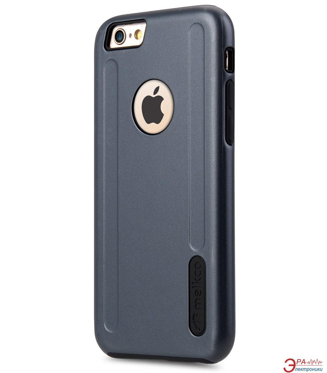 Чехол Melkco iPhone 6S Metallic Kubalt (API6FSPSKUOSGBK)