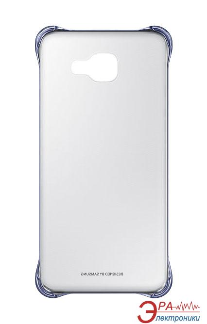 Чехол Samsung A710 - Clear Cover Black (EF-QA710CBEGRU)