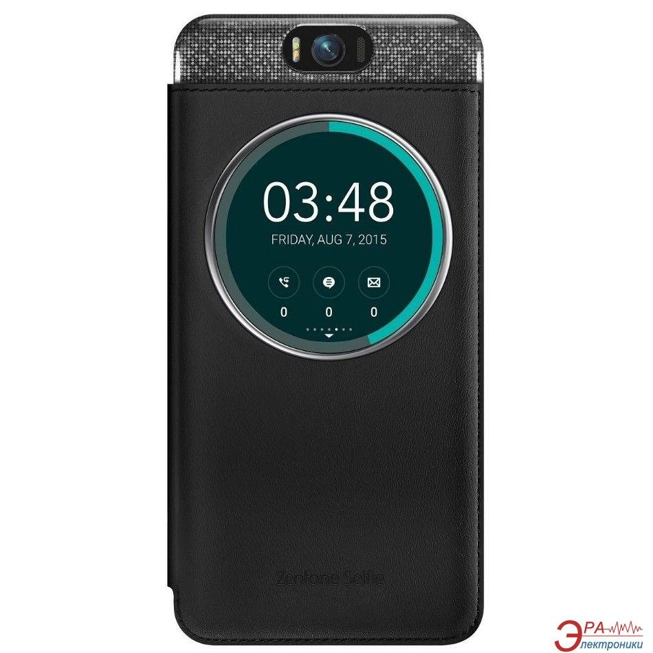 Чехол Asus Selfie MyView Cover for ZenFone ZD551KL Black (90AC00X0-BCV001)