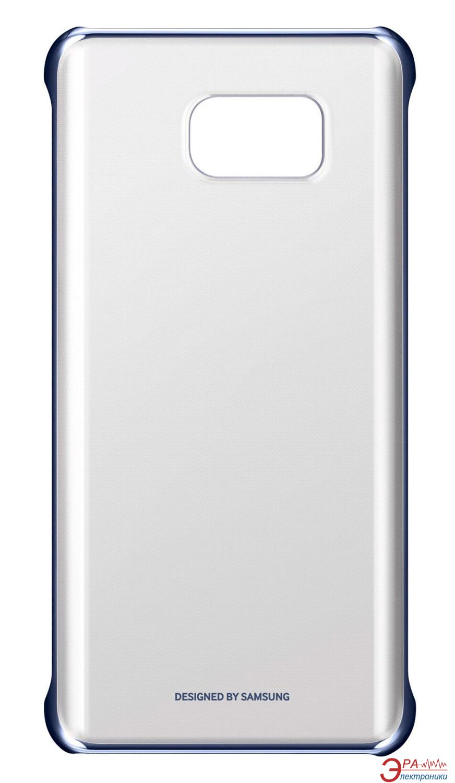 Чехол Samsung Note 5 - Clear Cover (EF-QN920CBEGRU)