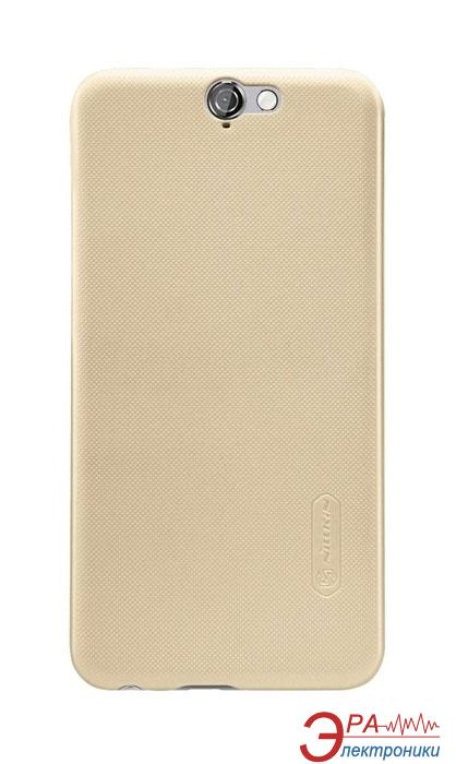 Чехол Nillkin HTC One A9 - Super Frosted Shield Gold