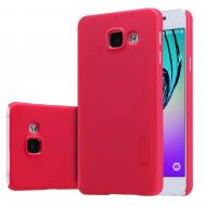 Чехол Nillkin Samsung A3/A310 - Super Frosted Shield Red
