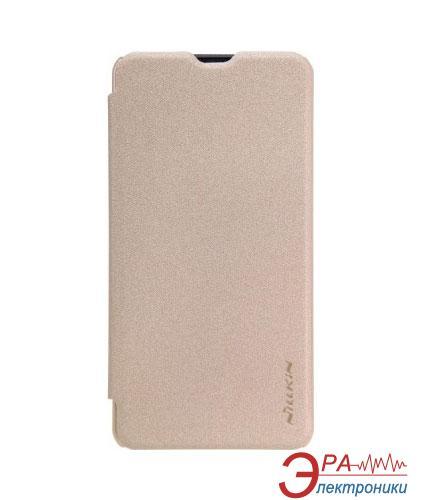 Чехол Nillkin Microsoft Lumia 550 - Spark series Gold