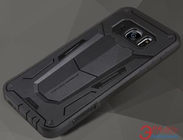 Чехол Nillkin Samsung G935/S7 edge - Defender II Black