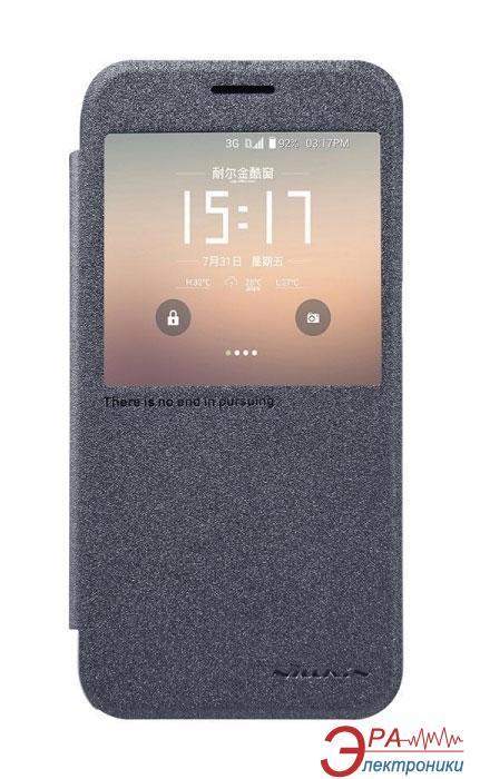 Чехол Nillkin Samsung G930/S7 Flat - Spark series Black
