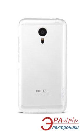 Чехол Nillkin Meizu MX5 - Nature TPU White