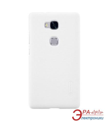 Чехол Nillkin Huawei Honor 5X/RG5 - Super Frosted Shield White