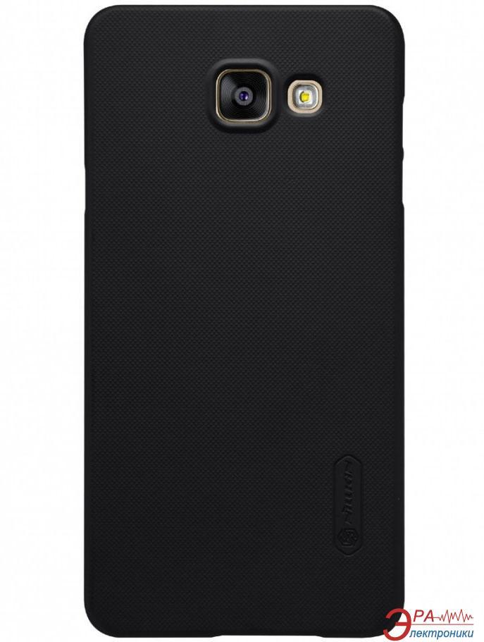 Чехол Nillkin Samsung A3/A310 - Super Frosted Shield Black