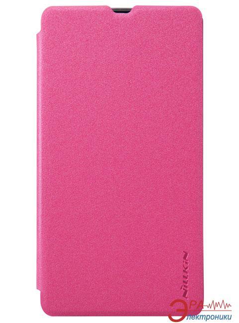 Чехол Nillkin Microsoft Lumia 550 - Spark series Red