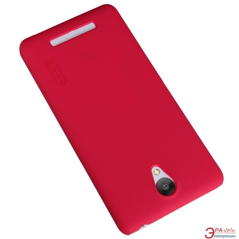 Чехол Nillkin Xiaomi Redmi note2 - Super Frosted Shield Red
