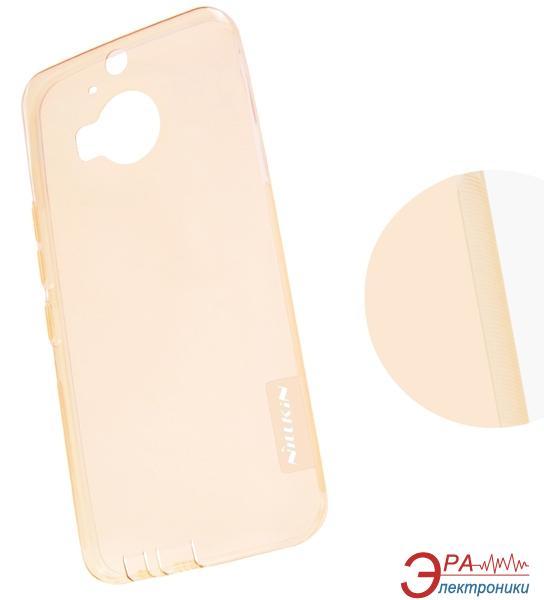 Чехол Nillkin HTC One M9+ - Nature TPU Brown