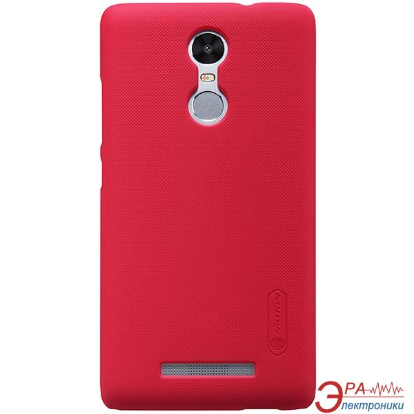 Чехол Nillkin Super Frosted Shield Xiaomi Redmi note 3 Red