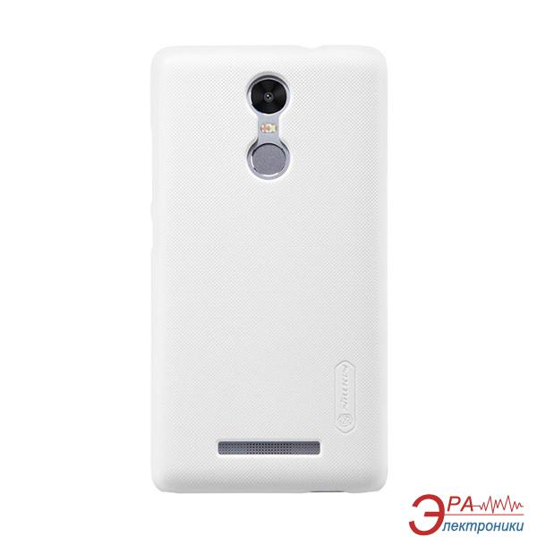 Чехол Nillkin Super Frosted - Shield Xiaomi Redmi note 3 White