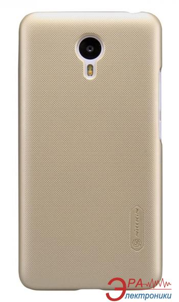 Чехол Nillkin Meizu M2 note - Super Frosted Golden