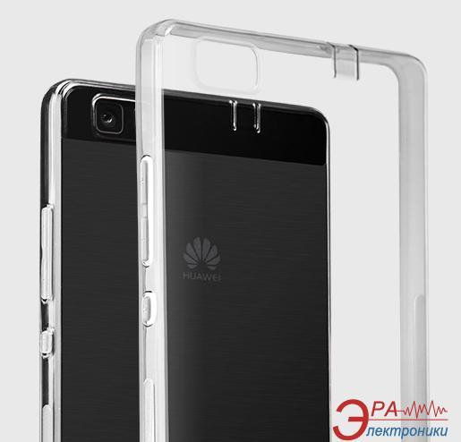 Чехол Nillkin Huawei P8 Lite - Nature TPU Grey