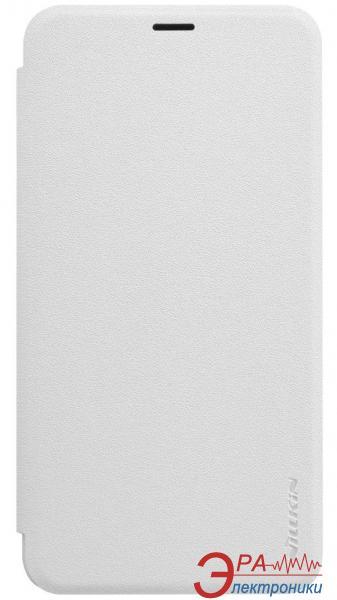 Чехол Nillkin Meizu M2 note - Spark series White
